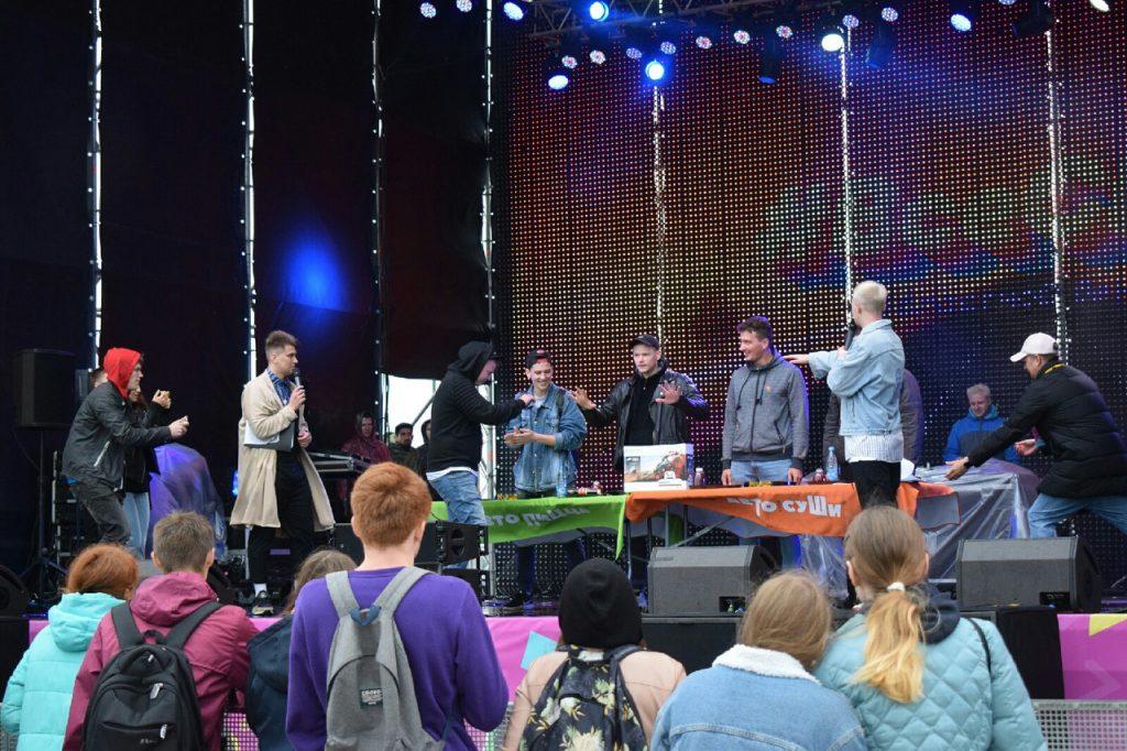 #ВсеСвои. День молодежи в Нижнем Новгороде прошел в новом формате