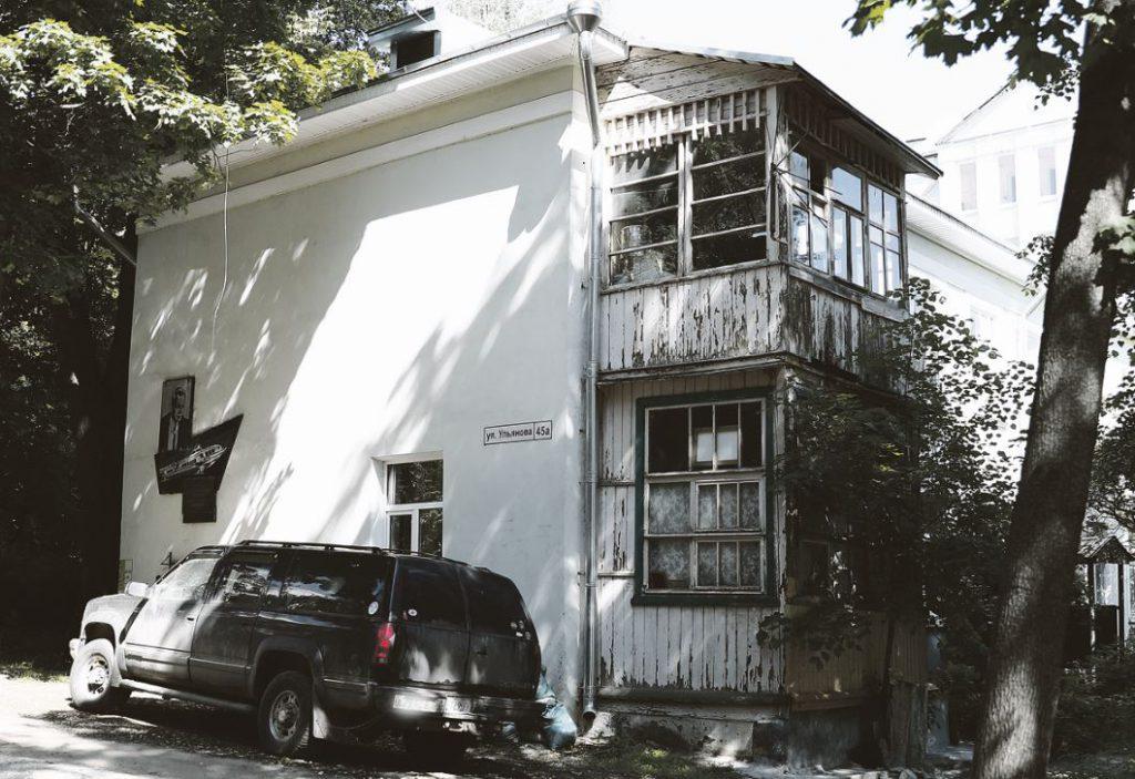 Еще один объект культурного наследия оказался под угрозой в центре города