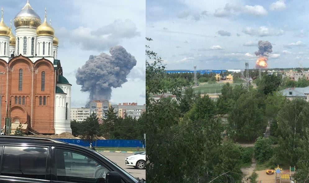 За лживые сообщения о взрыве в Дзержинске Роскомнадзор внёс 6 пабликов ВКонтакте в список распространяющих фейки