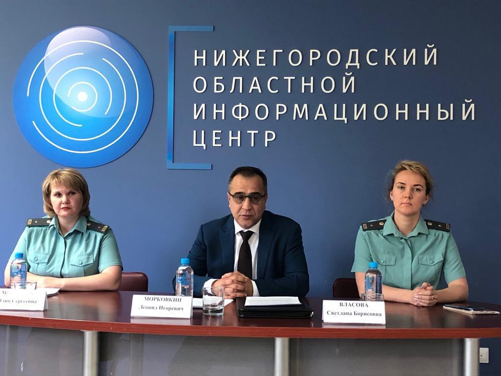 Нижегородские судебные приставы вынесли более 30 тысяч постановлений об ограничении выезда за границу