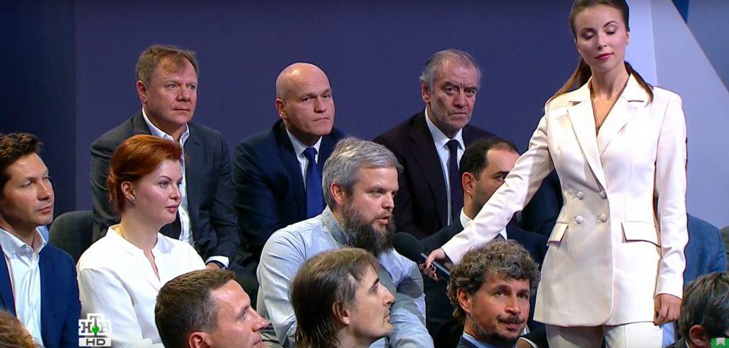 Предприятие из Нижегородской области упомянули на прямой линии с Владимиром Путиным