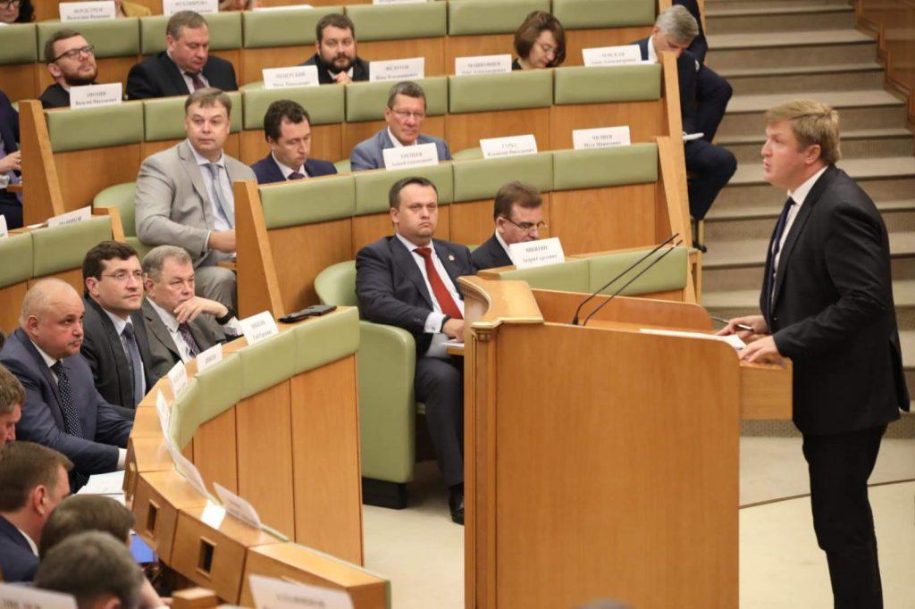 Глеб Никитин: «Нижегородская область планирует активно участвовать вразработке новой программы поддержки моногородов»