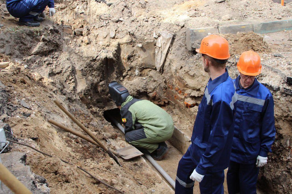 Внедрение бережливых технологий позволило «Теплоэнерго» нарастить объемы ремонта сетей