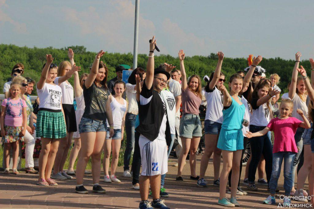 Фестиваль «Город молодежи» пройдет в Дзержинске