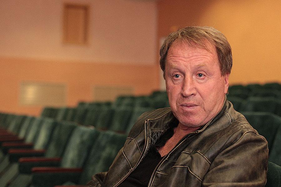 Владимир Стеклов: «В каждом из нас намешано тёмного, низменного и высокого»