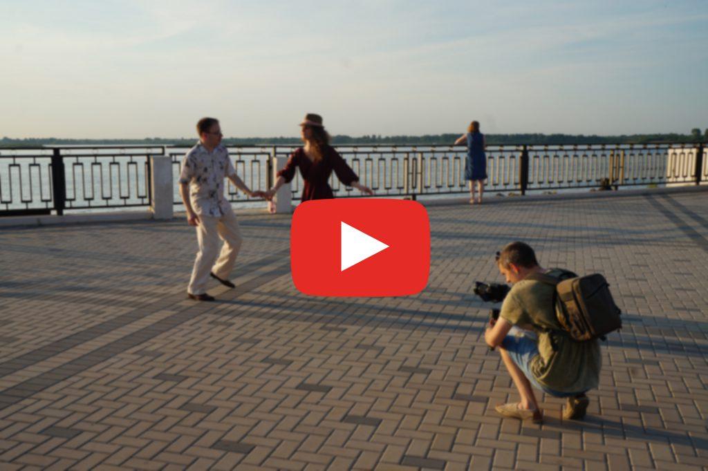 Бачата и латиноамериканские танцы. Нижегородцы устроили флешмоб на Нижневолжской набережной