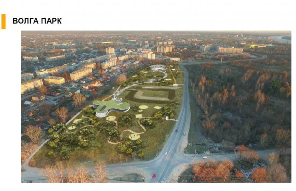 «Союзмультфильм», спорт и музей: каким будет новый семейный парк на Бору