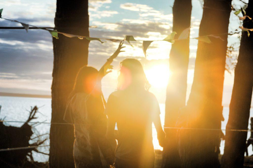 WAFEst вафест горьковское море закат отдых природа фестиваль