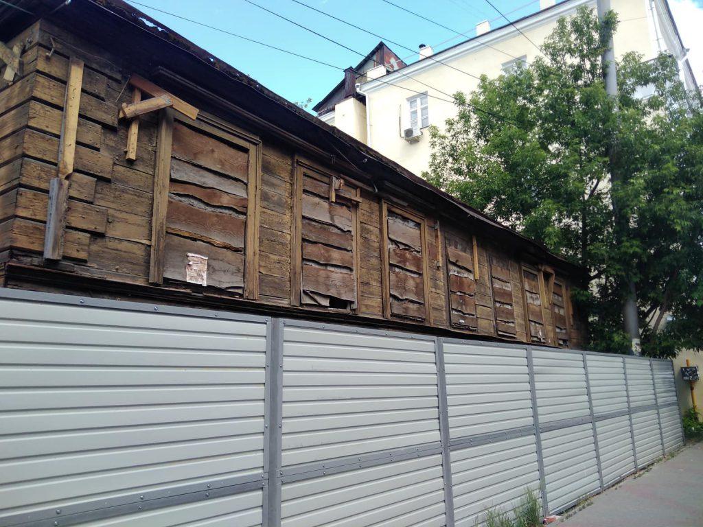 Самый старый дом в Нижнем Новгороде могут разрушить