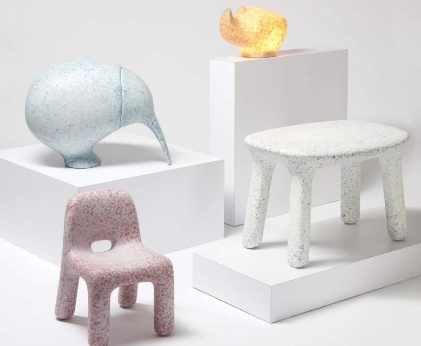 В «Арсенале» пройдет выставка предметов дизайна из переработанного пластика