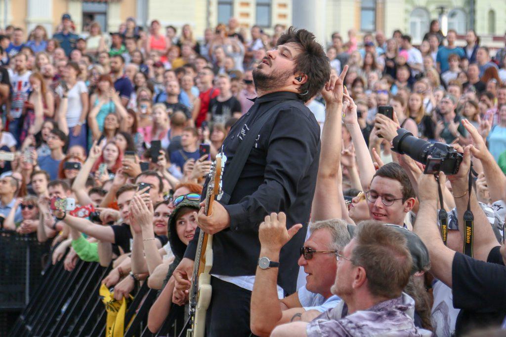 «Всё феншуйно». Как прошёл в Нижнем Новгороде фестиваль «Рок чистой воды»