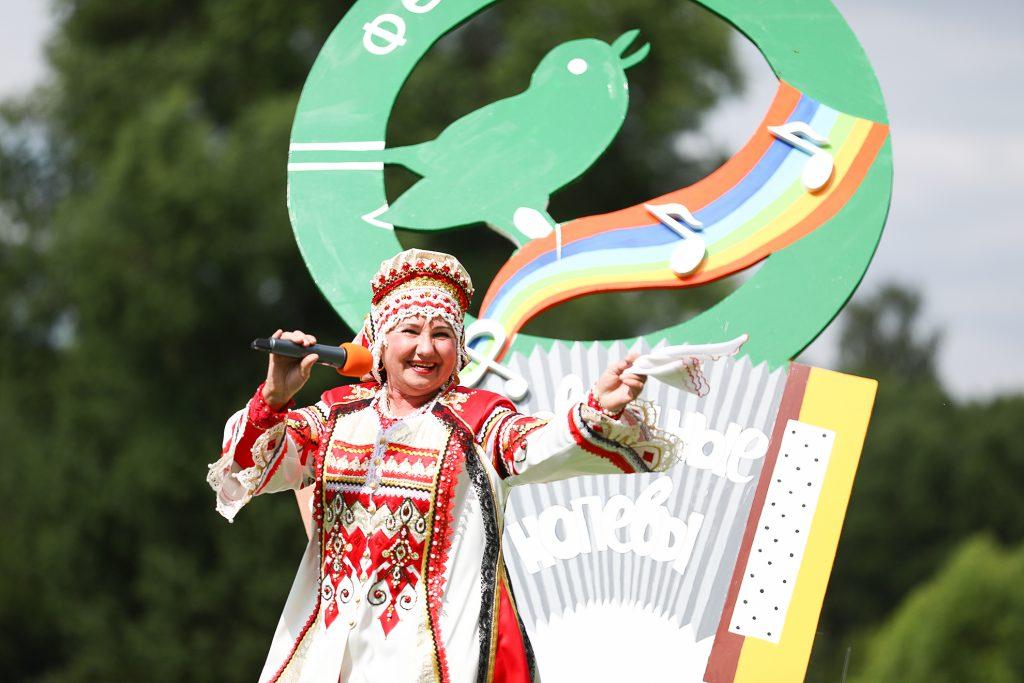 В Княгининском районе прошёл межрайонный фестиваль «Соловьиные напевы»