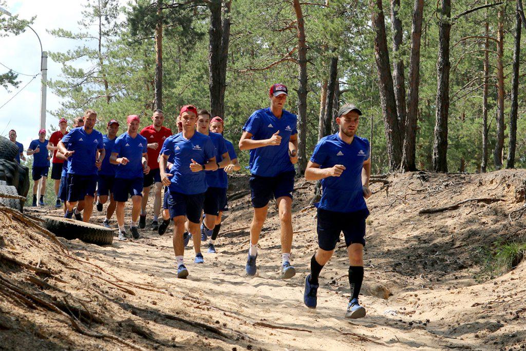 Нижегородские команды «Торпедо» и «Старт» начали подготовку к новому сезону игр