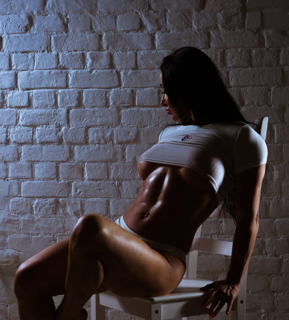 40-летняя нижегородка разделась для журнала Playboy
