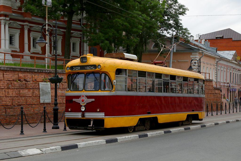 Движение трамваев по улицам Ильинской и Ветеринарной будет временно изменено с 20 мая