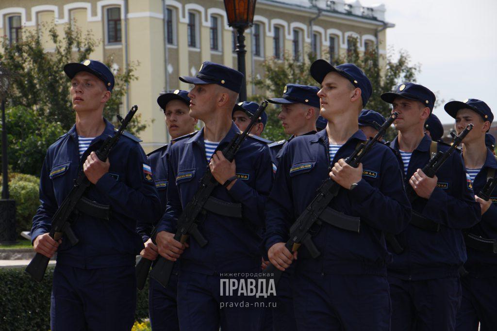Более 1500 нижегородских призывников отправились на военную службу