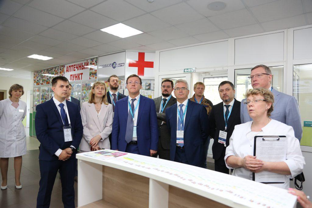 Глеб Никитин: «Более ста медицинских учреждений включились в«Эффективную губернию»