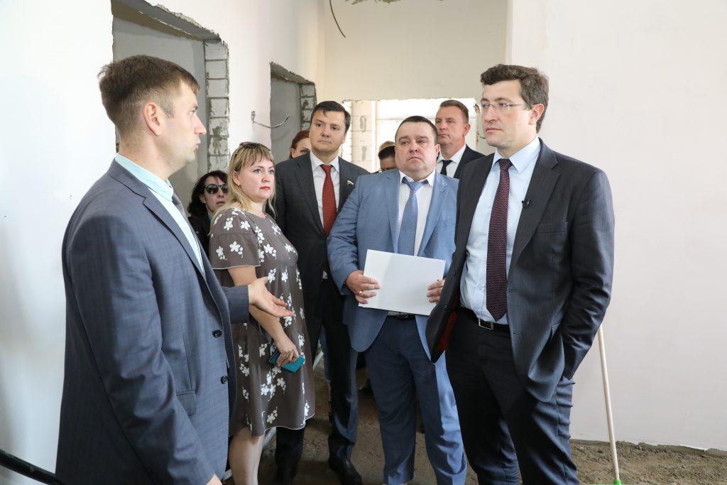 Новая школа и садик откроются в Дальнеконстантиновском районе