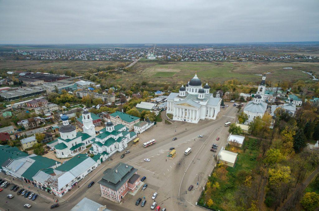 Названо самое безопасное место в Нижегородской области