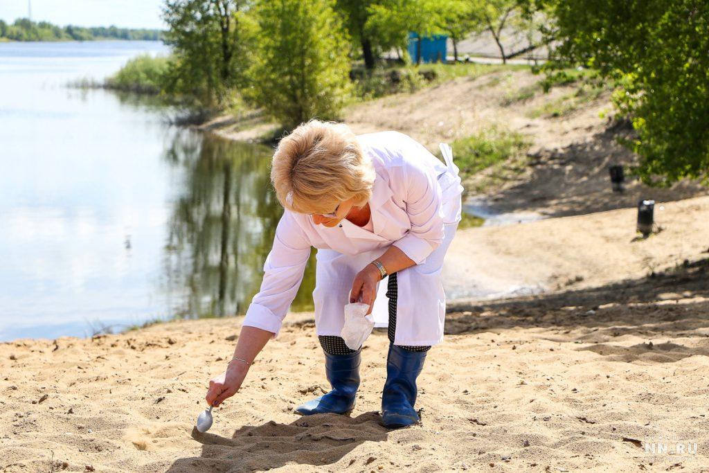 12 водоемов Нижнего Новгорода признали опасными для купания