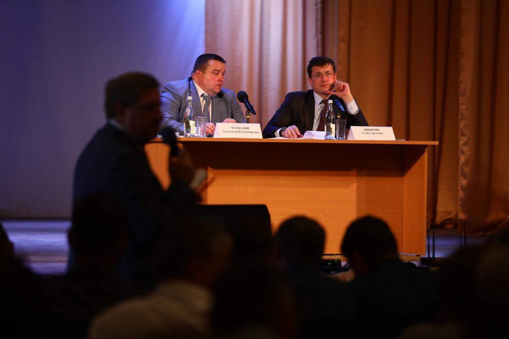Глеб Никитин поручил обеспечить строительство новогоДК вселе Тепелево после обращения жителей