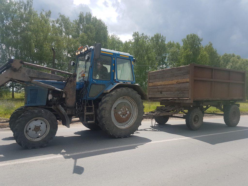 Инспекция гостехнадзора Нижегородской области проведет рейд вСеченовском районе