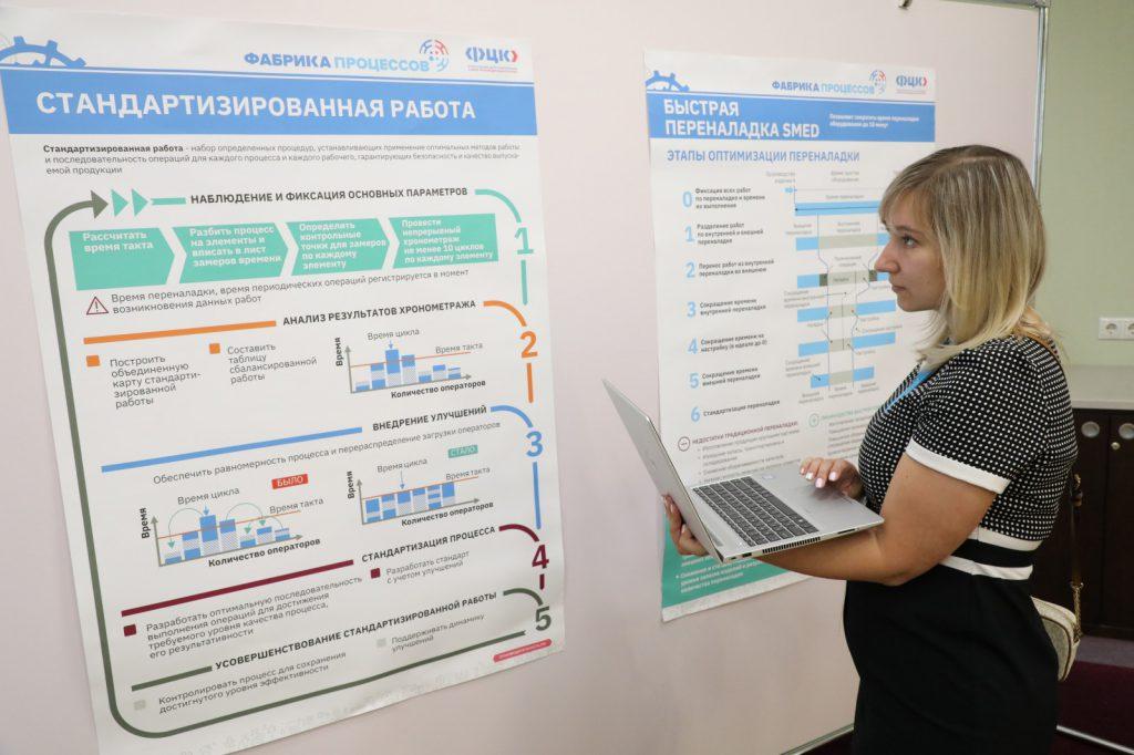 Более 600 участников избольшинства регионов России собрались наВсероссийский форум «Производительность 360»
