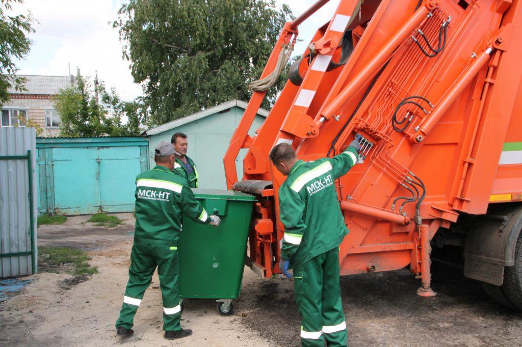 На86,5% снизилось количество жалоб навывоз мусора исодержание контейнерных площадок вНижегородской области сначала года