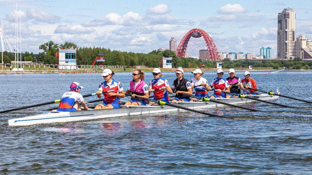 Нижегородцы завоевали два золота и три серебра на чемпионате России по гребному спорту
