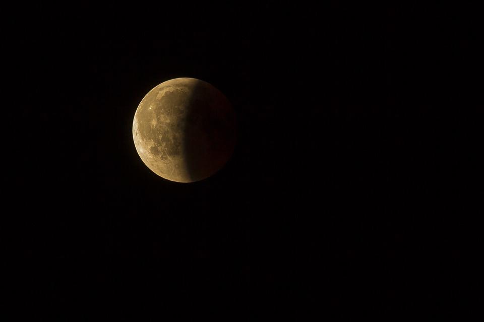 Нижегородцы смогут увидеть лунное затмение
