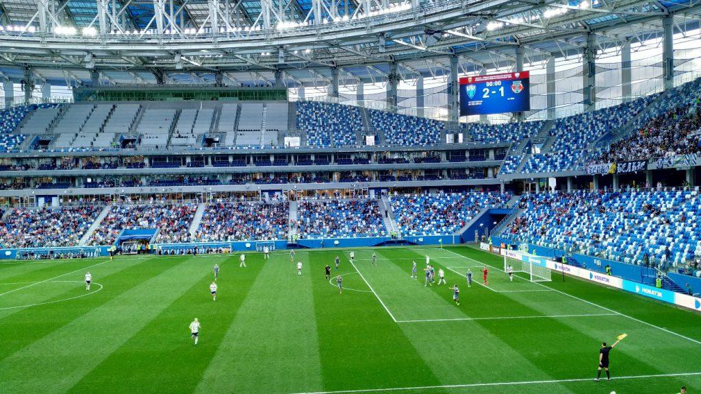 ФК «Тамбов» может отказаться от проведения домашнего матча на стадионе «Нижний Новгород»