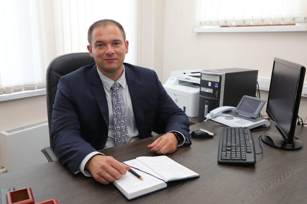 Глеб Никитин назначил Григория Меламеда руководителем управления госохраны ОКН Нижегородской области