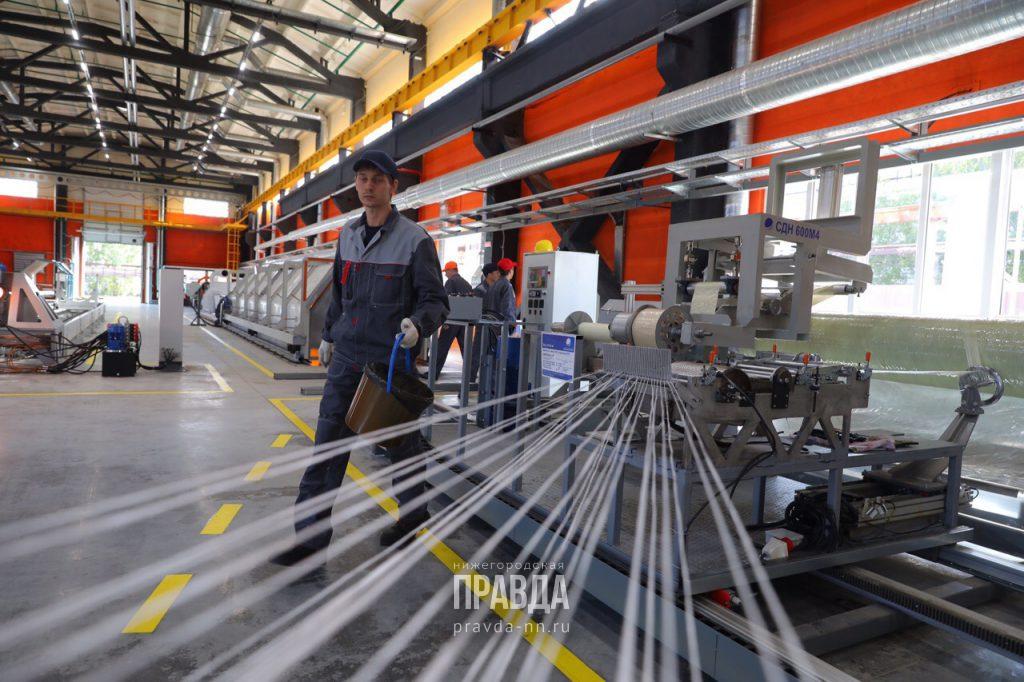 Особая экономическая зона промышленно-производственного типа «Кулибин» появится в Дзержинске