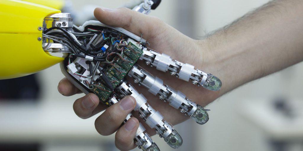 В сельских школах Нижегородской области появятся роботы