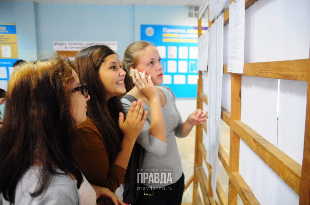 Четыре нижегородских вуза вошли в рейтинг 100 лучших университетов страны по версии Forbes