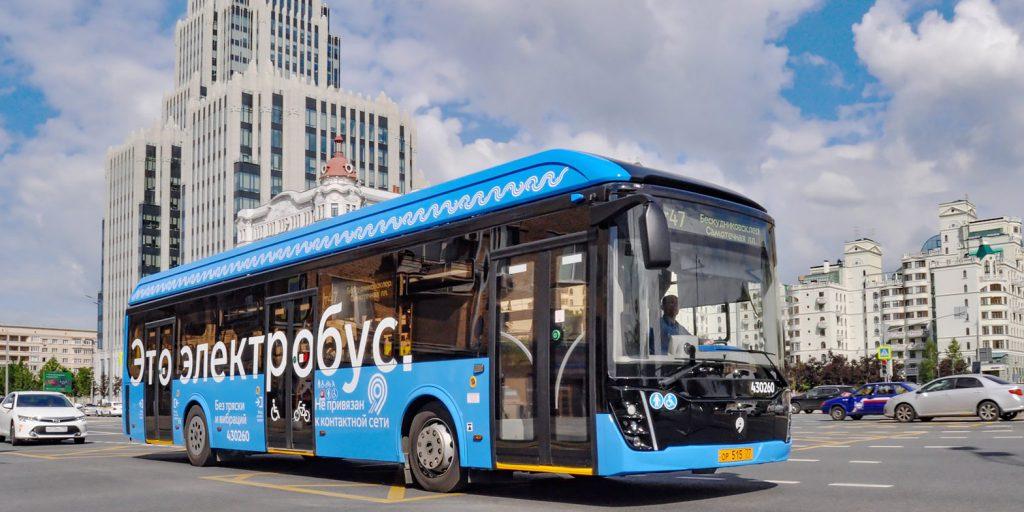 «Группа ГАЗ» поставит два электробуса во Владивосток