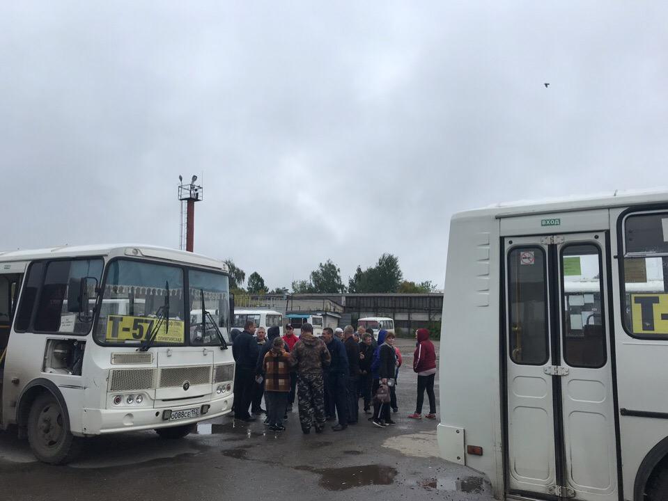 Забастовка в Балахне: разбираемся, из-за чего разгорелся транспортный скандал