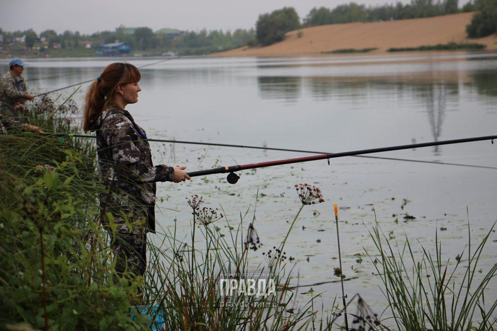 Глеб Никитин поздравил нижегородцев сДнем рыбака