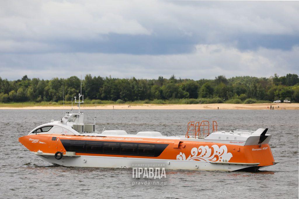 Стало известно, как будет развиваться нижегородский водный транспорт в ближайшем будущем