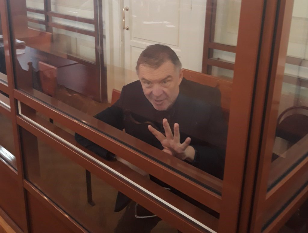 Арбитражный суд принял на рассмотрение дело о банкротстве Андрея Климентьева