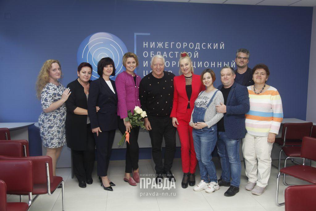 Знаменитый композитор Александр Морозов подарил городу «Нижегородскую лирическую»