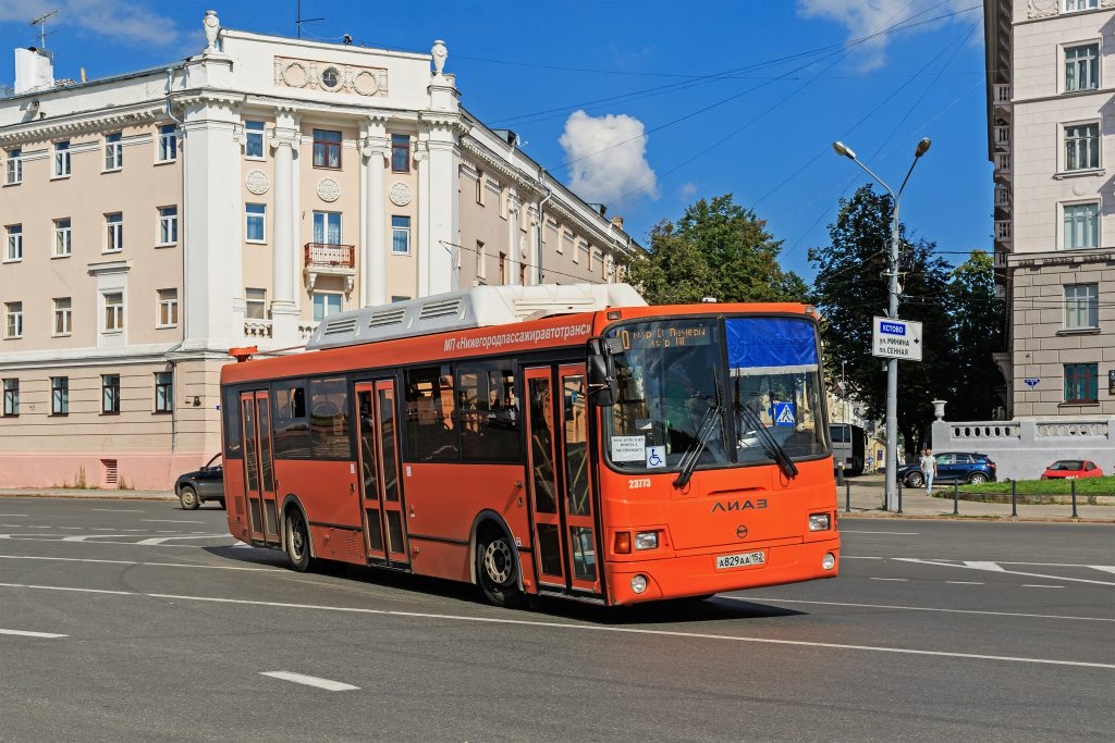 Маршрут нескольких нижегородских автобусов изменится 8 августа