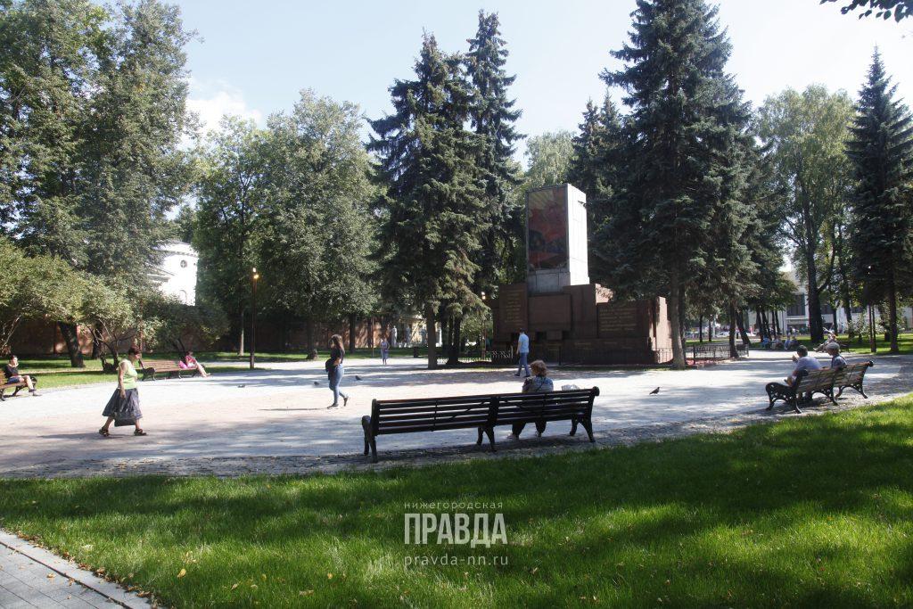Утиное озеро, площадь 1 мая и Канавинский сквер: как как меняются зоны отдыха, площади и скверы в Нижегородской области