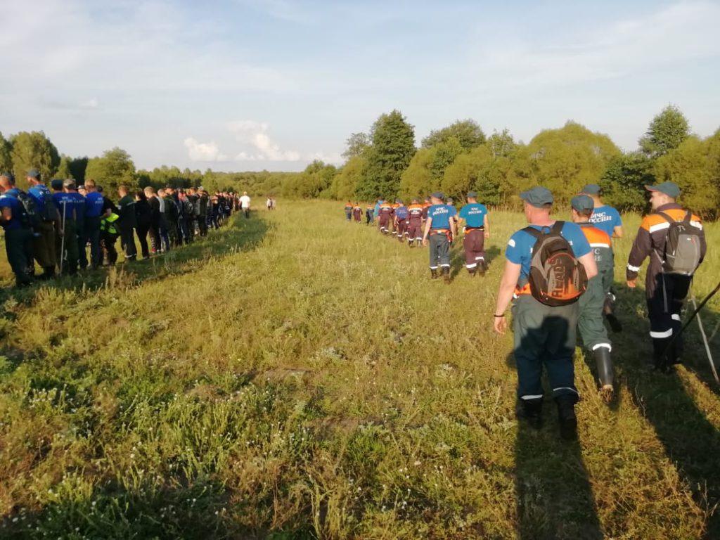 Спасатели из Казани подключились к поиску Зарины Авгоновой