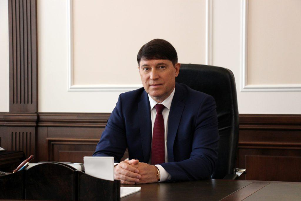 В УФСБ по Нижегородской области представили нового начальника