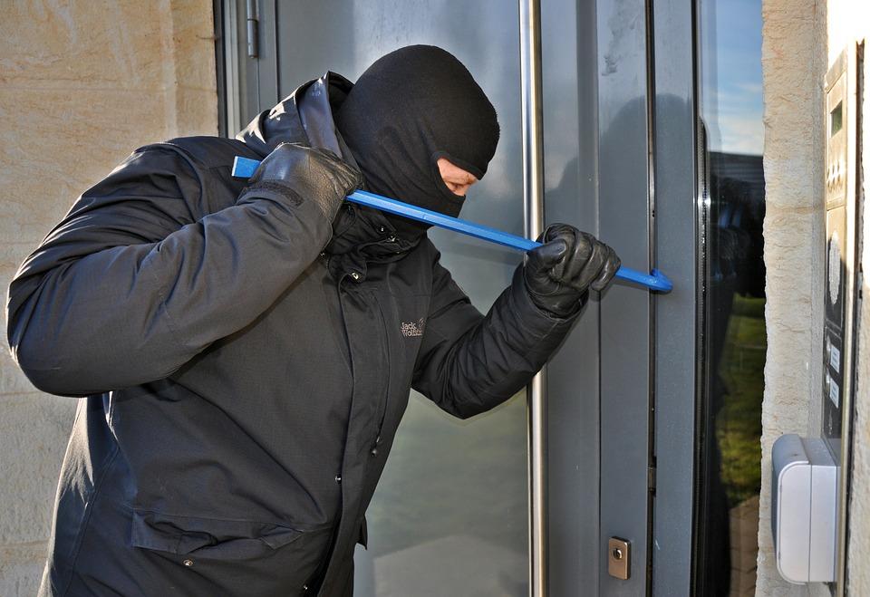 вор грабитель ограбление