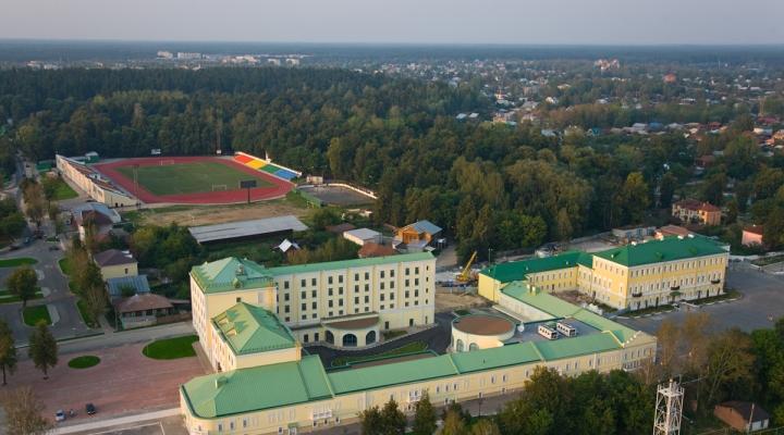 Женский монастырь в Выксе закрыли на карантин из-за заразившейся настоятельницы