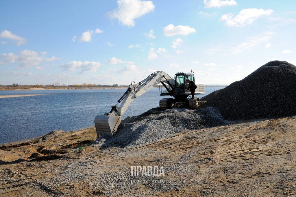 Строительство нижегородского гидроузла на Волге в районе Балахны откладывается