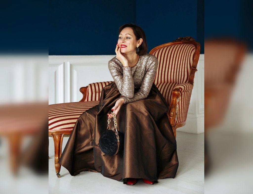 Оксана Косарева: «Дизайн — это то, от чего у меня всегда горела душа и горит до сих пор»