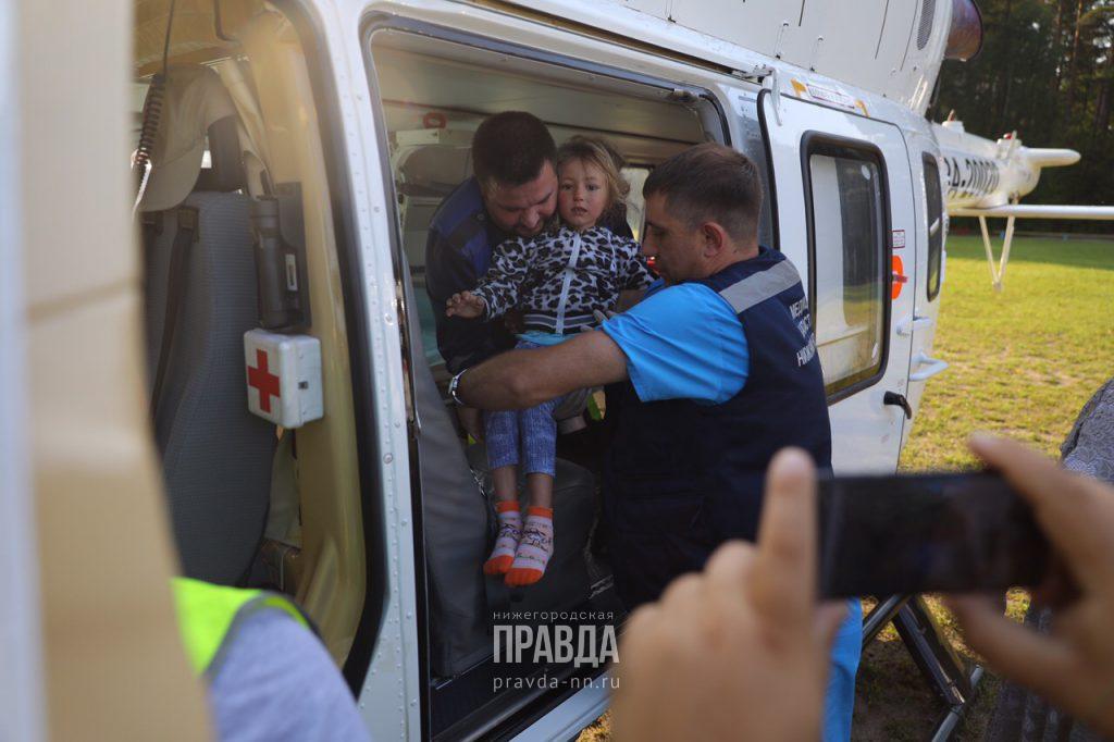 «Ребенка мы выпишем абсолютно здоровым»: главврач детской областной больницы рассказал о состоянии 5-летней Зарины